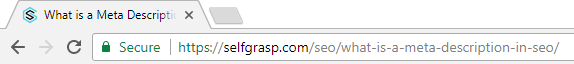 Title Tag in Web Browsers