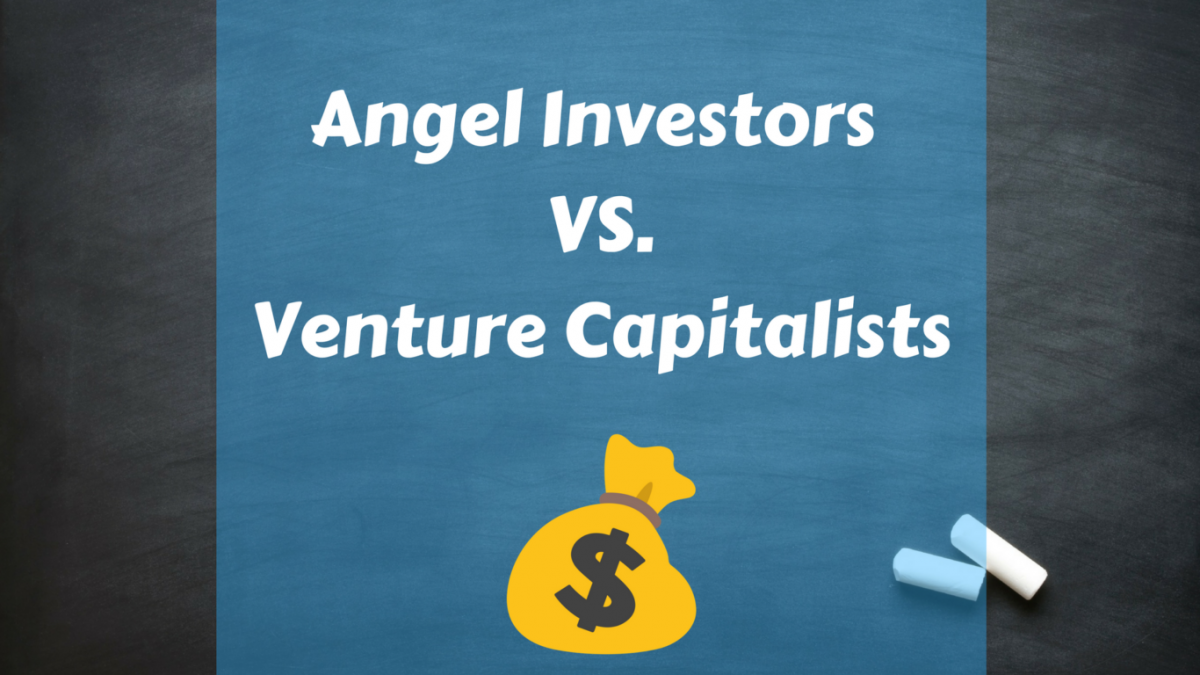 Differences Between Angel Investors and Venture Capitalists