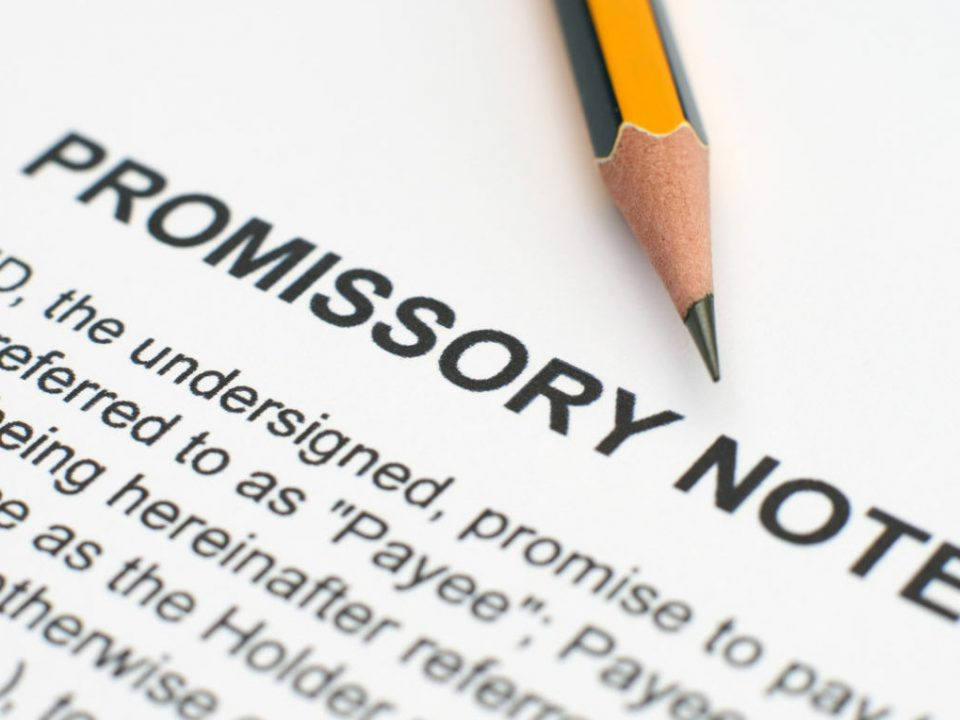 What is a Promissory Note and How to Write One